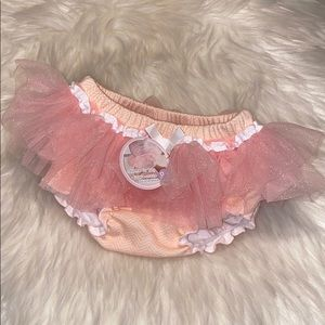 Baby Aspen New Bloomer Pink Tutu!